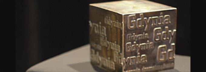 Statuetka Gdyńskiej Nagrody Dramaturgicznej