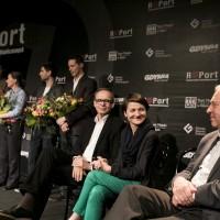 Kapituła i Finaliści 7. Gdyńskiej Nagrody Dramaturgicznej | fot. Bernie Kramer