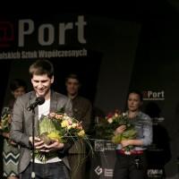 Mateusz Pakuła - laureat 7. Gdyńskiej Nagrody Dramaturgicznej | fot. Bernie Kramer
