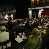 Spotkanie z Dorotą Masłowską | fot. Bernie Kramer