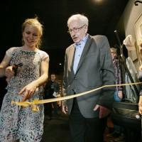 Otwarcie wystawy: D. Masłowka, W. Zieliński, S. Czupryńska | fot. Bernie Kramer