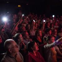 widownia podczas koncertu Mister D. | fot. Bernie Kramer