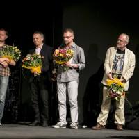 Jury 9. Festiwalu Polskich Sztuk Współczesnych R@Port | fot. Bernie Kramer