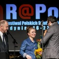 Marek Stępa, Dorota Masłowska, Wiktor Rubin | fot. Bernie Kramer